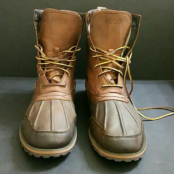 Polo Ralph Lauren Whitsand Mens Boot